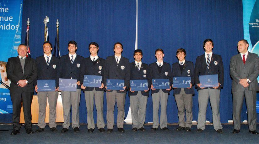 Ceremonia Diploma IB 2015