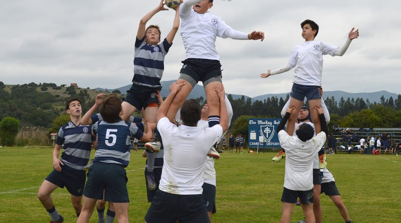 Rugby Mackay vs. Grange