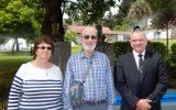 Mr. Sutherland's great grandson visits Mackay