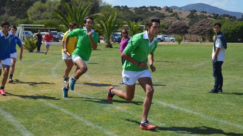 Intercasas de Atletismo