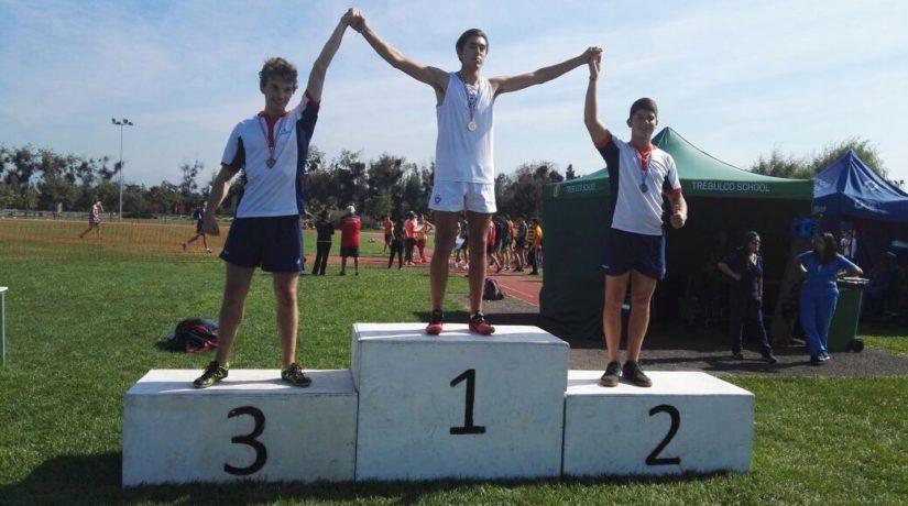 Torneos Atletismo ABSCH en Trebulco