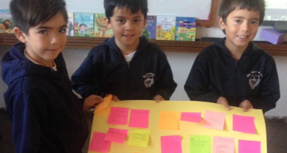 Día de la Convivencia Escolar: Autoestima y Motivación Escolar.