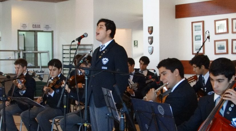 Concierto Orquesta The Mackay School 2017