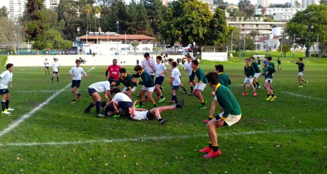 Recepción Colegio St. Luke's de B. Aires