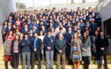 Almuerzo de camaradería : Profesores del colegio y Alumnos de IV medio