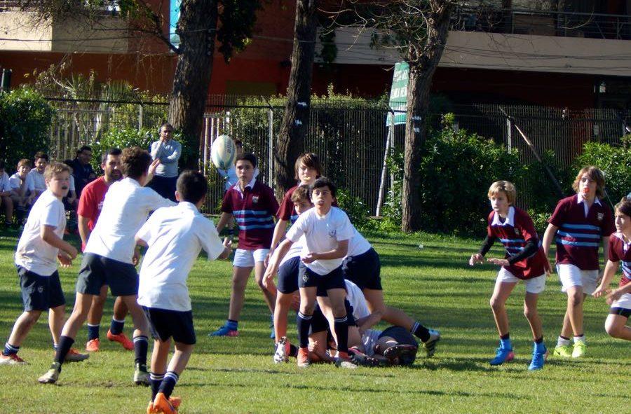 Horarios XV a Side Rugby Categorias  7mo y Junior en Mantagua 1 Sept.