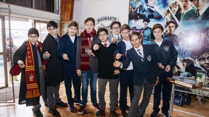 Homenaje a Harry Potter