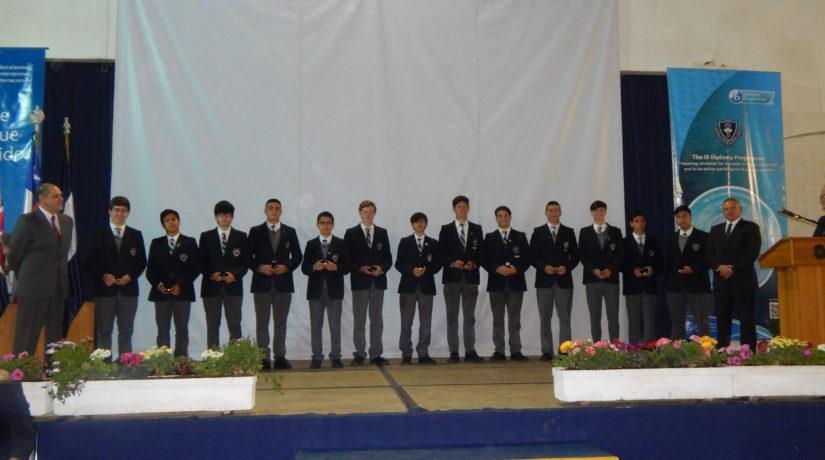 Ceremonia IB 2017