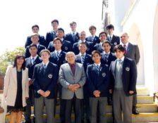 Eduardo Cavieres, historiador y Premio Nacional de Historia 2008 en la conmemoración de los 160 años del colegio Mackay