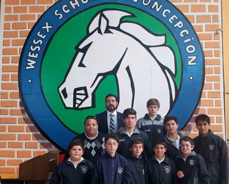 Gira de Chess Day The Wessex School