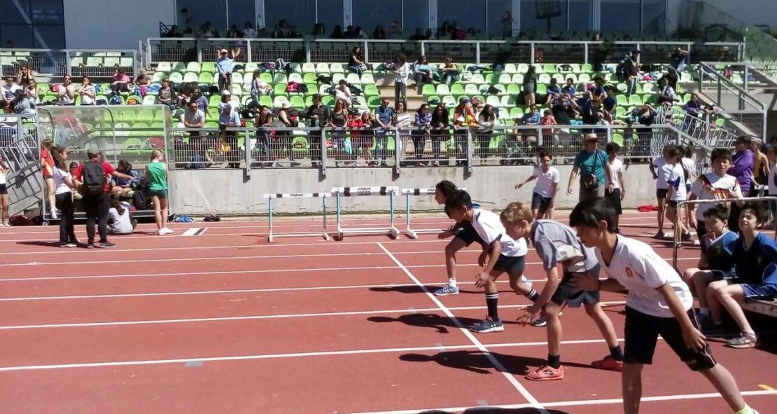 4ta fecha del torneo de Atletismo