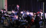 Coro de The British School de Punta Arenas y Banda Orquestal The Mackay