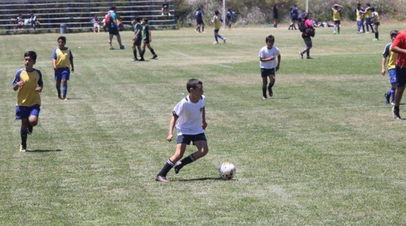 Festival de Fútbol 5to y 6to Básicos