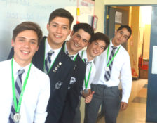 The Mackay School obtiene 2do lugar nacional en Debate en Inglés ESU