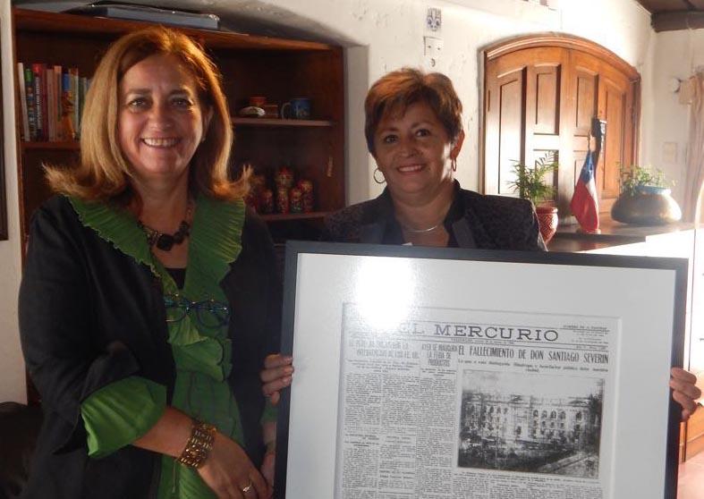 Reconocimiento del Mercurio a nuestro Colegio