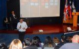 Presentación Programa Artes Liberales de la Universidad Adolfo Ibañez en The Mackay School