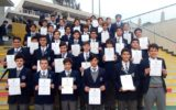 Trinity Exams: English Certification Ceremony