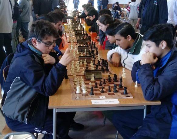 Torneo de Ajedrez