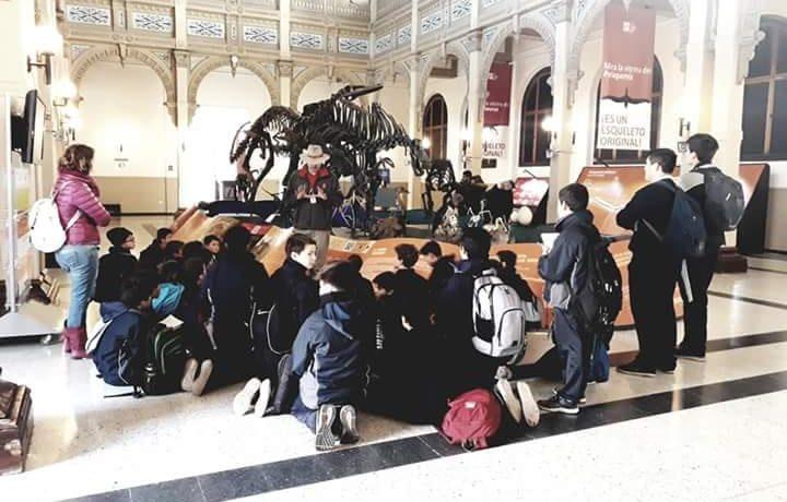 ¡La aventura de los 6tos en el Museo de Historia Natural!