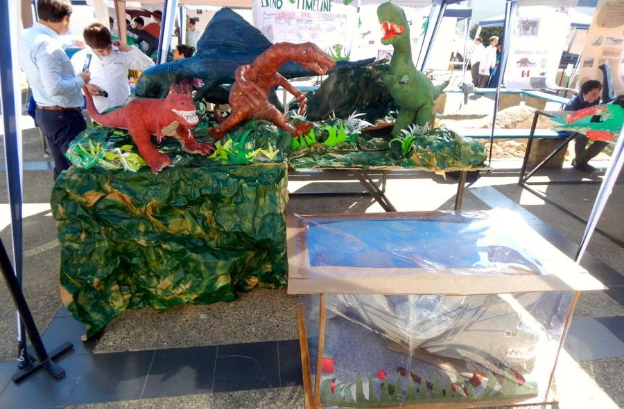 The Dinosaur Museum: 6th Graders and their MYP Interdisciplinary Project
