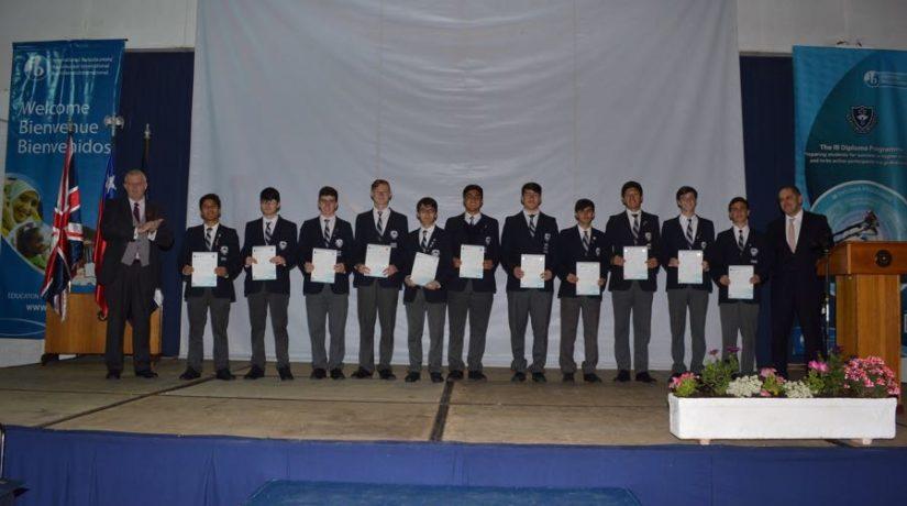 Ceremonia  Diploma IB 2018