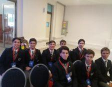 Encuentro de estudiantes secundarios