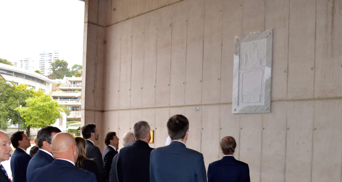 Unveiling the Roll of Honour