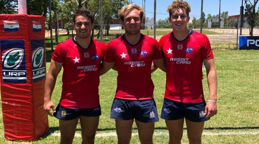 Selección Chilena de Rugby M18