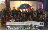 ALUMNOS DE THE MACKAY SCHOOL VIVIENDO UNA GRAN EXPERIENCIA EN EL PROGRAMA SPACE SCHOOL DE LA NASA