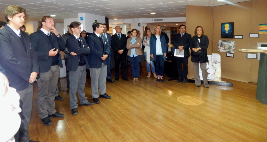 EXPOSICIÓN DE ARTES VISUALES DEL PROGRAMA DIPLOMA IB.