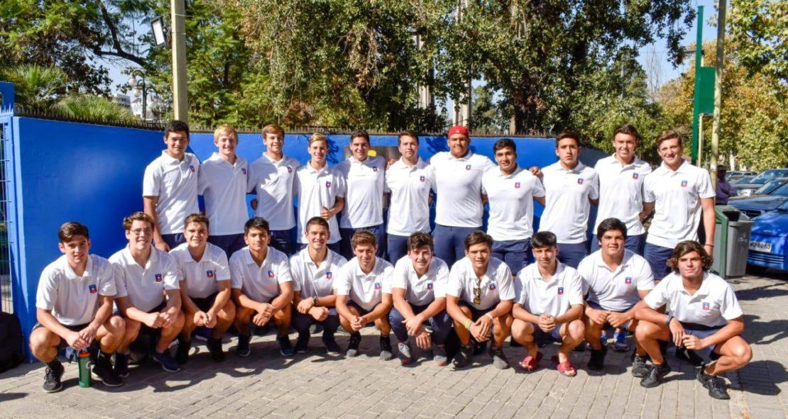 Seleccionados chilenos de rugby