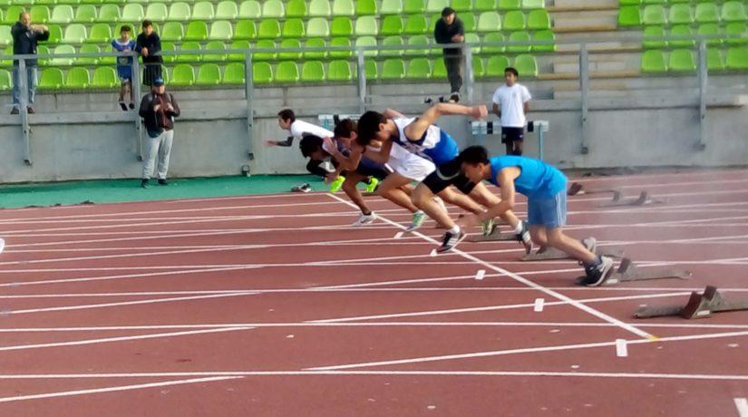 Atletismo Torneo ADECOP