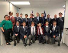 Regreso Alumnos de Intercambio NZ