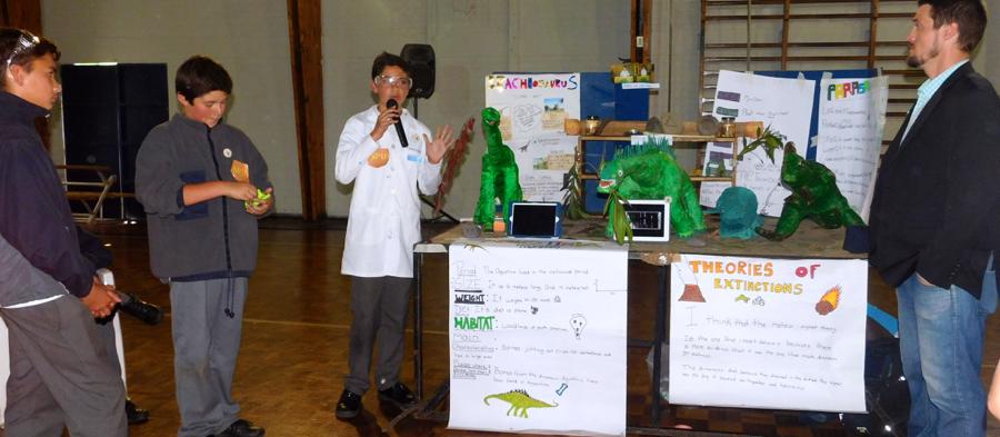 Dinosaur Museum 2016 – ¡Una Tradición en Evolución!