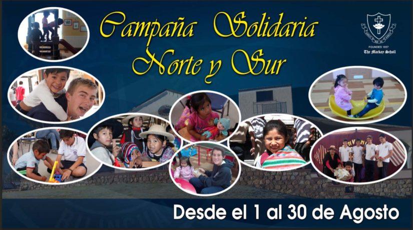 Últimos Días: Campaña Solidaria Norte y Sur
