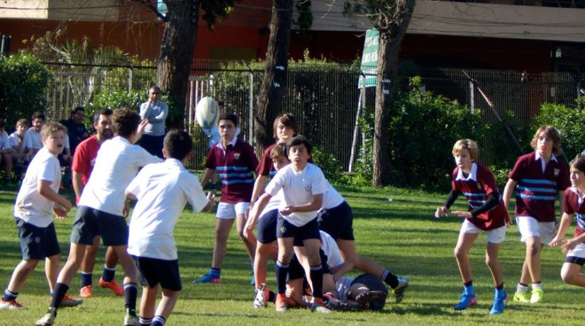 Horarios XV a Side Rugby Categorias  7mo y Junior en Mantagua 1 Sept.