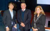 Homenaje a Ex Alumno Juan Pablo Vielma