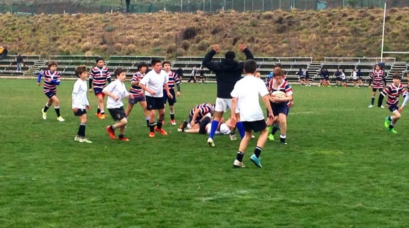 Festival de Rugby ABSCH 5º y 6º Básicos