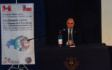 Visita de ex alumno y diplomático de la Republica de Perú, Sr. Augusto Salamanca