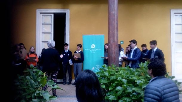 Borja Ugarte y Vicente González participan en la Final de Writing Competition de la ESU