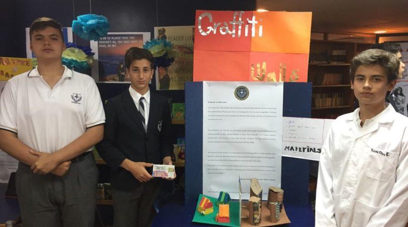 Inventions Fair: Una muestra de innovación, creatividad y bilingüismo