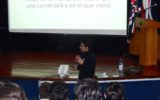 Charla del Psicólogo Ignacio Montero