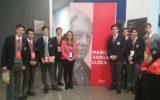 Encuentro con Mario Vargas Llosa