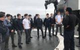 Visita Escuela Naval III Medio