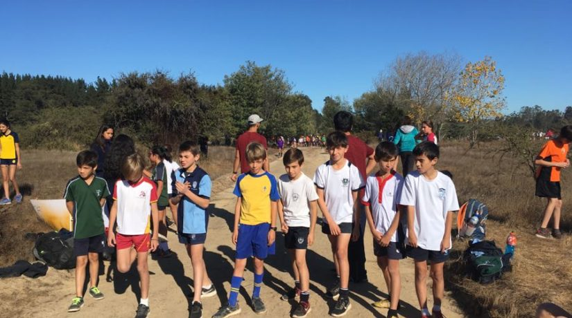 Cross Country ABSCH en Peñuelas