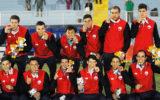 Rugby Seven a Side Oro en los ODESUR 2018