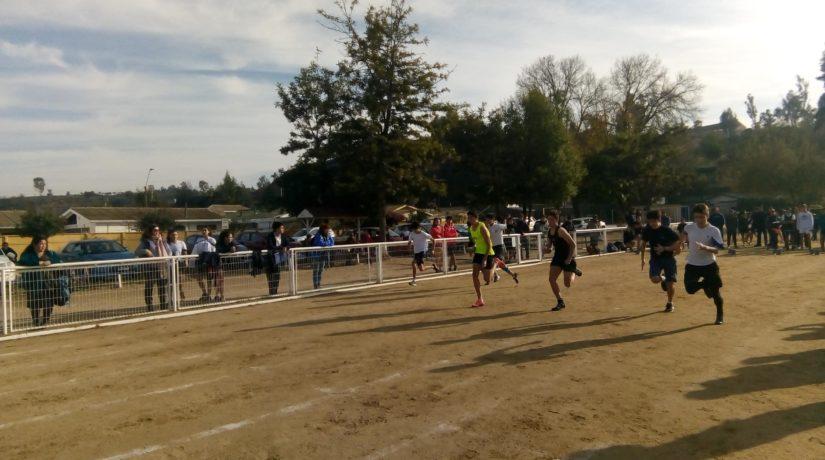 Atletismo: Juegos Deportivos Escolares