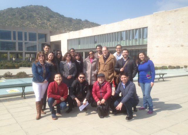 Reunión de Profesores del Programa Diploma del IB en Santiago (Megajunta 2018)