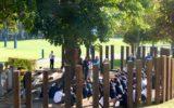 ¿Por qué el colegio Mackay ha creado un espacio de aprendizaje al aire libre o sala de clases?