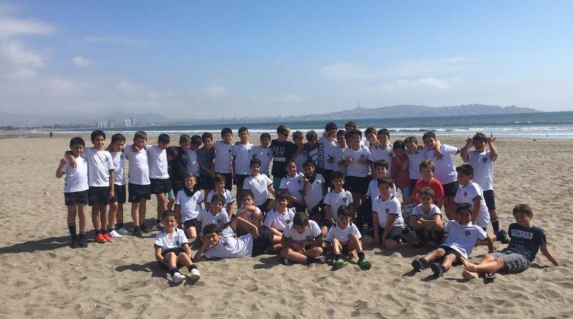 Gira Rugby La Serena (5to Básico 2019)